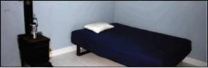 Her sover man godt i gode senger.